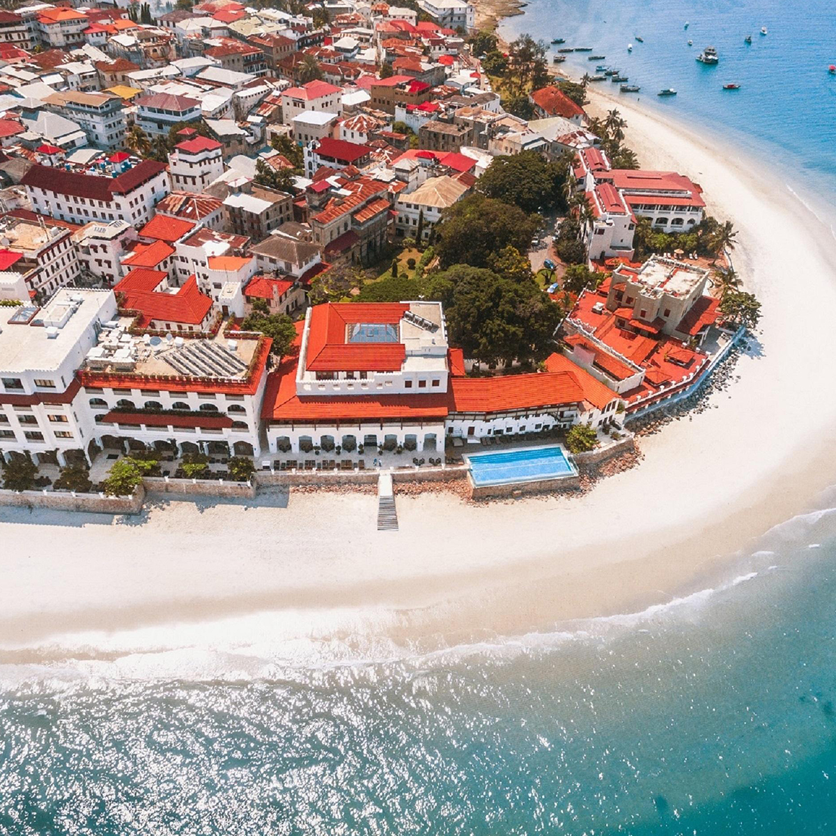 HOTELS IN ZANZIBAR CITY